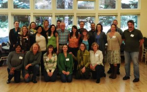 Cascadia Center for Leadership Graduates, 2014